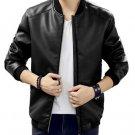 Escelar Men's Pure Leather Jacket EX15