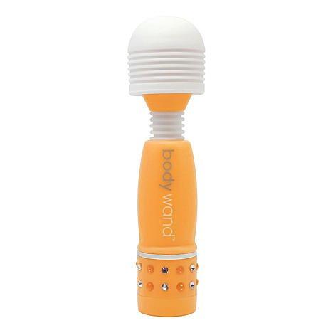 Bodywand Mini Massager Multi Speed Orange Edition Quiet Vibrator
