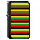 Zambia Country National Emblem Flag - Oil Windproof Flip Top Black Lighters Briquet Encendedor 2635