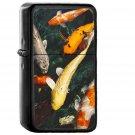 Fish Water Animal Swim - Oil Windproof Black Lighters Briquet Encendedor