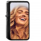 Smile Girl Model Kate Upton - Oil Windproof Black Lighters