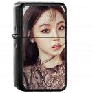 Sohee Girl Kpop Photoshoot - Oil Windproof Black Lighters