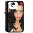 Gq Kate Perry Music Face - Oil Windproof Black Lighters