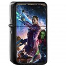 Guardians Of The Galaxy Poster Film - Oil Windproof Black Lighters