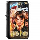 Harry Potter Poster - Oil Windproof Black Lighters