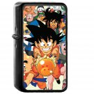 Dragon Ball Art Anime Japan - Oil Windproof Black Lighters