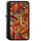 Space 13 Simon C Page - Oil Windproof Black Lighters