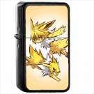 Anime Pokémon Oil Windproof Black Lighter Briquet Encendedor L2022