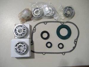 Vintage gearbox set 1955-1969