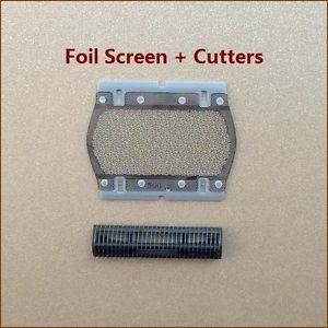 Shaver/Razor Replacement Foil&Cutters fits BRAUN 555 575 5604 5607 5608 P40 P50