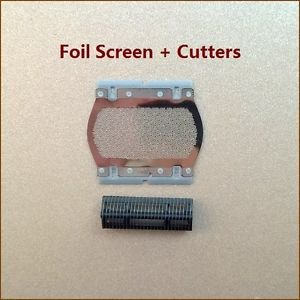 11B Replacement Shaver Foil&Cutters fit BRAUN 5682 5683 5684 5685 150s-1 835 110
