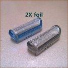 2X Shaver Foil Screen fits BRAUN 170 170u-1 1715 180 190 190s-1 1775 1735 Razor