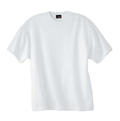 T-shirt / White - small