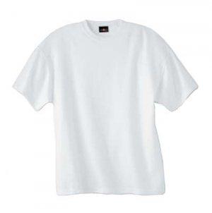 T-shirt / White - large