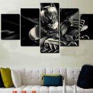 Batman Dark Knight #02 5 pcs Unframed Canvas Print - Large Size