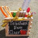 Teacher Gift 2710 Teacher Have Class Supply Box