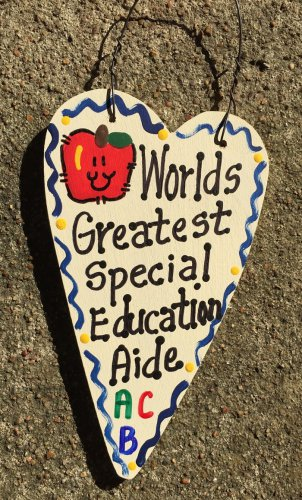 Teacher Gifts Worlds Greatest 3048 Special Education Aide