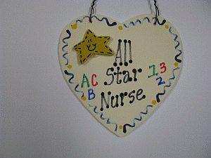 Teacher Gifts 5011 All Star School Nurse