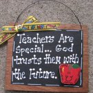 Teacher Gifts Teachers Are Special...God trusts them with the Future