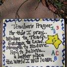 Teacher Gifts PS197 Teacher Prayer