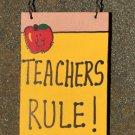 Teacher Gifts Wood Pencils 28tr Teacher's Rule
