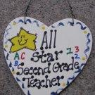 Teacher Gifts 5003 All Star Second Grade Teacher
