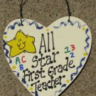 Teacher Gifts 5002 All Star First Grade Teacher
