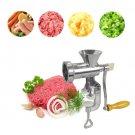 Clip Type Aluminium Alloy Manual Meat Grinder Mincer Mini Sausage Machine