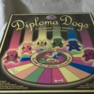 Diploma Dogs Game 1986 Complete          Even the little plush dogs!