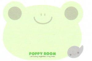 Poppy Room Memo 8