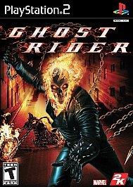 Ghost Rider Playstation 2
