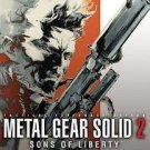 Metal Gear Solid 2 Sons of Liberty Playstation 2