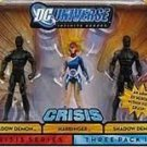 DC Universe Crisis Infinite Heroes Harbinger, Shadow Demon, Shadow Demon