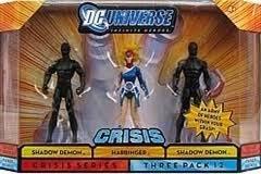 DC Universe Crisis Infinite Heroes Harbinger, Shadow Demon, Shadow Demon