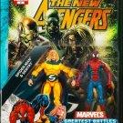 SPIDER-MAN & SENTRY Marvel's Greatest Battles 2 pack