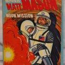 MAJOR MATT MASON 1968 BIG LITTLE BOOK Whitman Publishing Company