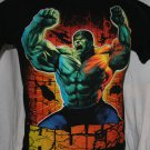 HULK Kids LARGE 10/12 Black T SHIRT