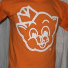 PIGGLY WIGGLY I'm Big on the Pig LARGE Pink T Shirt