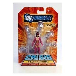 STAR SAPPHIRE #16 Crisis INFINITE HEROES Action Figure