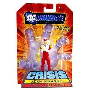 ADAM STRANGE #3 Crisis INFINITE HEROES Action Figure