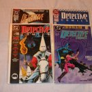 DETECTIVE COMICS Annual FULL SET 1-4 1988-1991 VF/NM B&B JANSON, DeZuniga, WAID