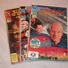 STAR TREK the NEXT GENERATION Annual FULL SET 1-3 1990-1992 VF+ Bagged & Boarded