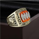 1993 Buffalo Bills AFC FOOTBALL Championship Ring 10-13 size with cherry wooden case as a gift