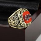 1997 Detroit Red Wings NHL Hockey Stanely Cup Championship Ring 10-13 size