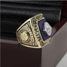 1980 New York Islanders NHL Hockey Stanely Cup Championship Ring 10-13 size with cherry wooden case