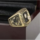 1992 Pittsburgh Penguins NHL Hockey Stanely Cup Championship Ring 10-13 size