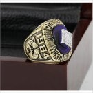 1984 DETROIT TIGERS MLB world Series Championship Ring 10-13 size with cherry wooden case