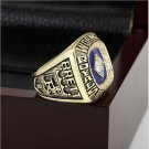 1985 KANSAS CITY ROYALS MLB world Series Championship Ring 10-13 size with cherry wooden case