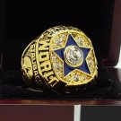 1971 Dallas Cowboys NFL Super bowl Championship Ring 11S Alloy Solid in stock