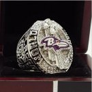 2012 Baltimore Ravens NFL Super bowl Championship Ring 11S Alloy Solid in stock